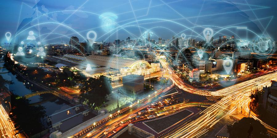 banner of Cities Continue to Implement Smart Technology
