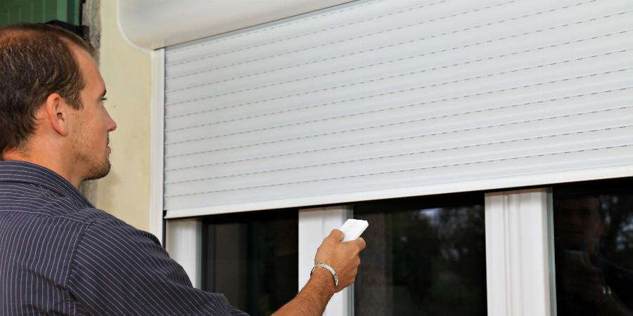 banner of Automatic Blinds Look Great and Are Convenient