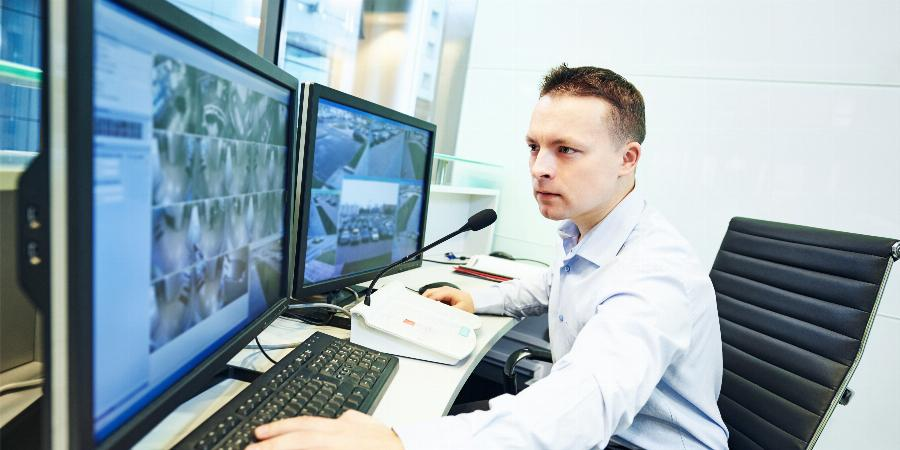banner of Smart Security is Keeping Businesses Safe