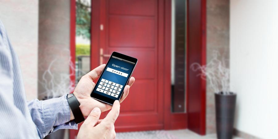 banner of Smart Locks Help Keep Your Home Safe