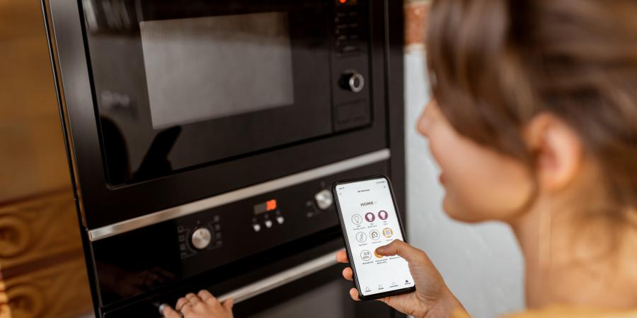 banner of A Smart Kitchen Is Full of Smart Appliances