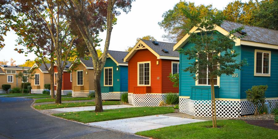 banner of Mobile Homes Offer an Alternative in an Expensive House Market