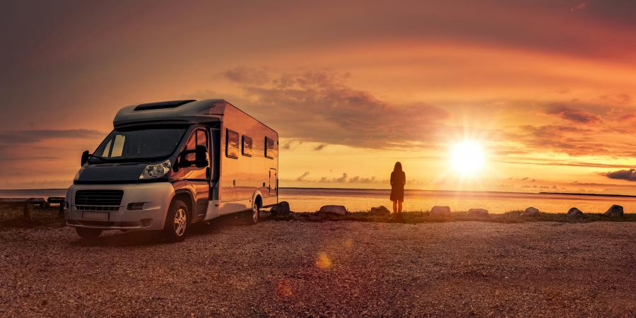 banner of A Motorhome Allows for Great Explorations and Travel