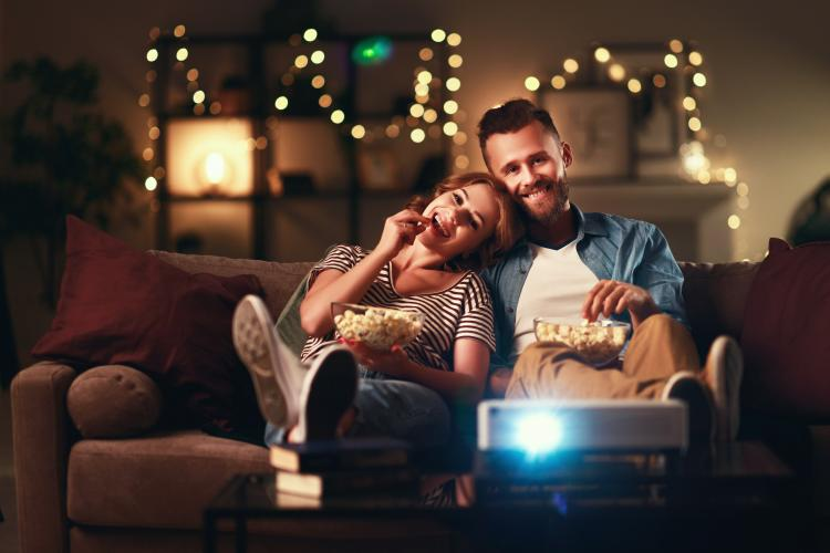 main of Projectors Can Really Improve the Home Theater Experience