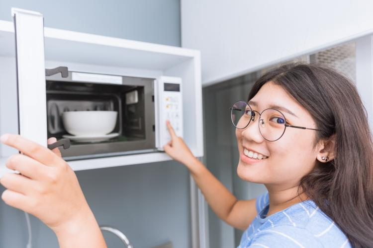 main of he Microwave Remains One of the Most Useful Kitchen Appliances